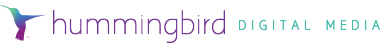 Hummingbird Digital Media Logo
